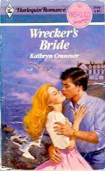 book cover of Wrecker\'s Bride