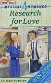book cover of Research for Love