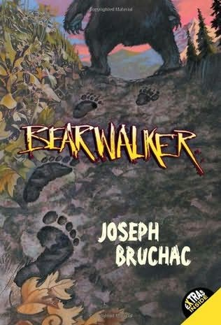 book cover of Bearwalker