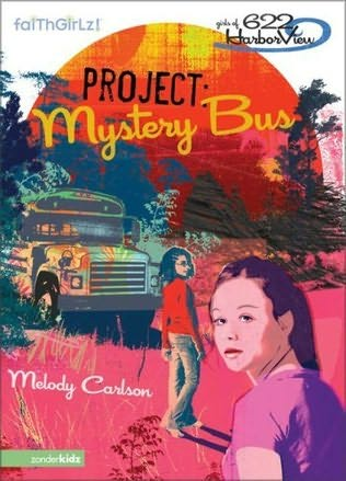 book cover of Mystery Bus