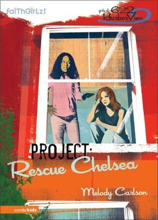 book cover of Rescue Chelsea