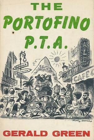 book cover of The Portofino P.T.A