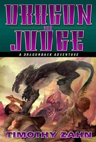 book cover of Dragon and Judge