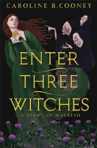 book cover of Enter Three Witches