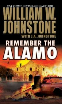 book cover of Remember the Alamo