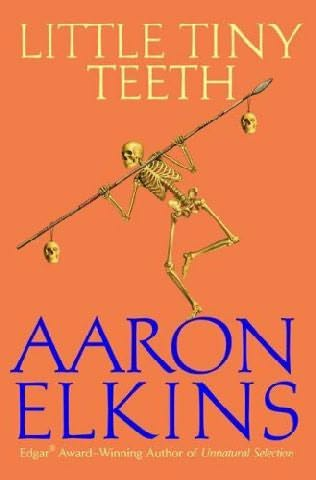 book cover of Little Tiny Teeth