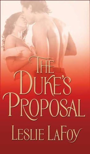 book cover of The Duke's Proposal