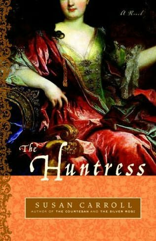 book cover of The Huntress