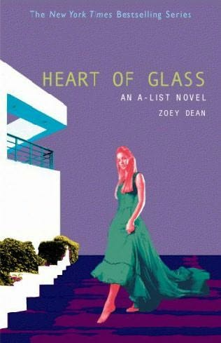 book cover of Heart of Glass: