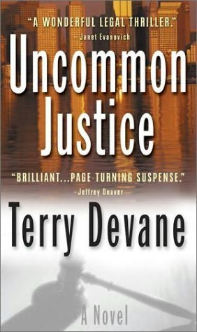 book cover of Uncommon Justice