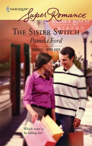 book cover of The Sister Switch