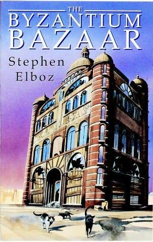book cover of The Byzantium Bazaar