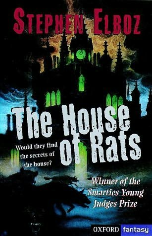 book cover of The House of Rats