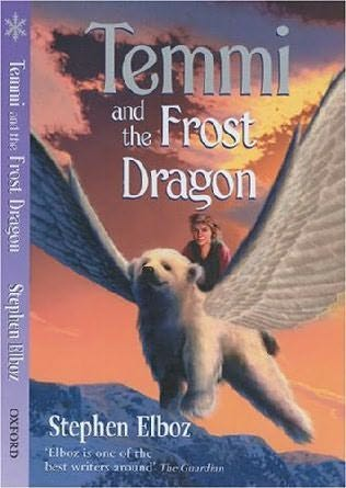 book cover of Temmi and the Frost Dragon