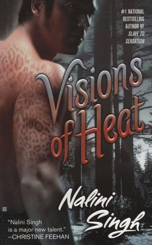 Michelle's Review: Visions of Heat by Nalini Singh