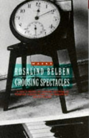 book cover of Choosing Spectacles