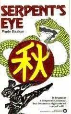 book cover of Serpent\'s Eye