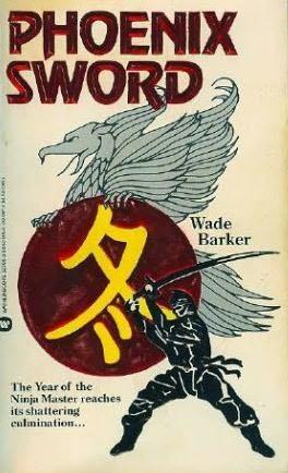 book cover of Phoenix Sword