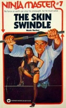 book cover of The Skin Swindle