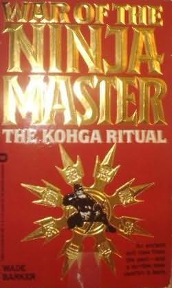 book cover of The Kohga Ritual