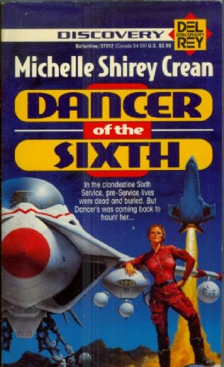 book cover of Dancer of the Sixth