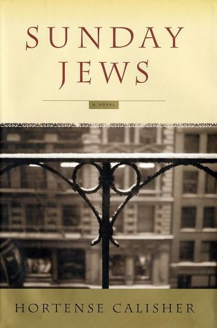 book cover of Sunday Jews