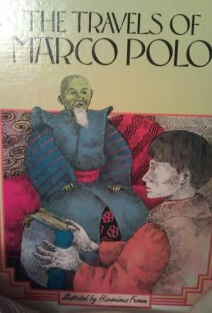 book cover of The Travels of Marco Polo