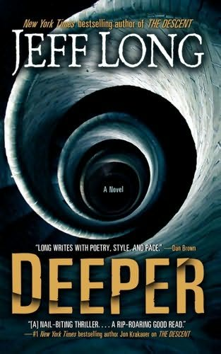 book cover of Deeper