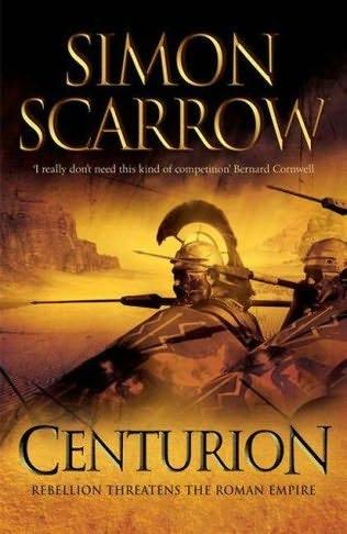 book cover of Centurion