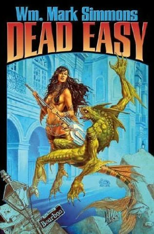 book cover of Dead Easy