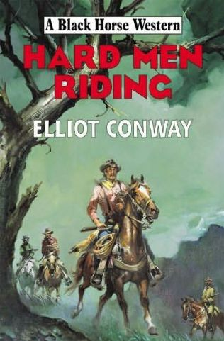 book cover of Hard Men Riding