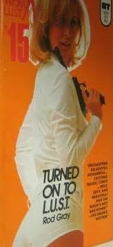 book cover of Turned On To L.U.S.T.