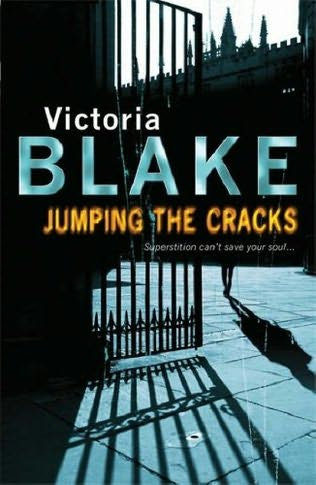 book cover of Jumping the Cracks