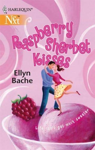 book cover of Raspberry Sherbet Kisses