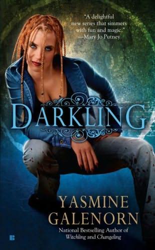book cover of Darkling