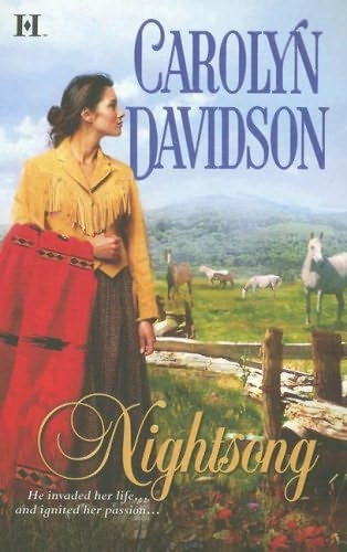 book cover of Nightsong