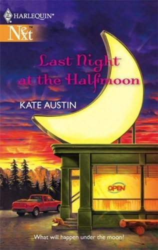 book cover of Last Night at the Halfmoon