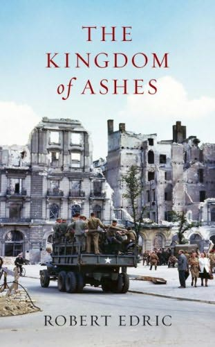 book cover of The Kingdom of Ashes