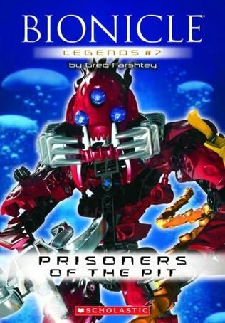 book cover of Prisoners of the Pit