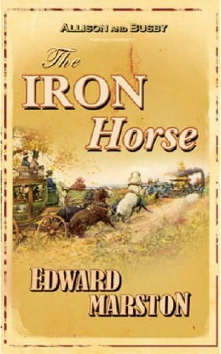 book cover of The Iron Horse