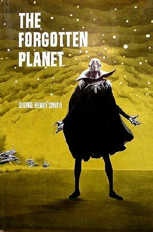 book cover of The Forgotten Planet