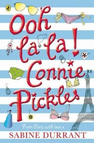 book cover of Ooh La La, Connie Pickles