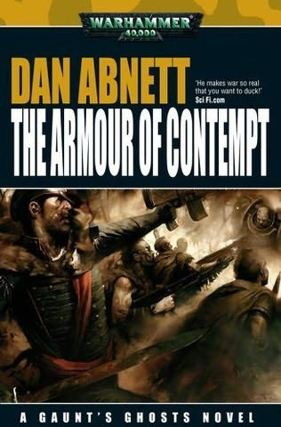 book cover of The Armour of Contempt