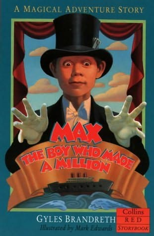 book cover of Max, the Boy Who Made a Million