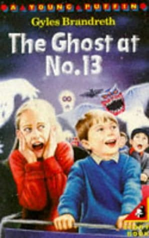 book cover of The Ghost At No.13