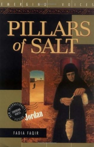 book cover of Pillars of Salt