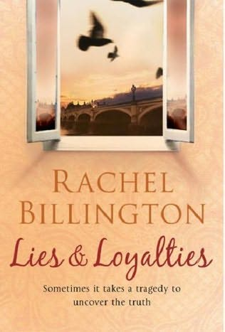book cover of Lies and Loyalties
