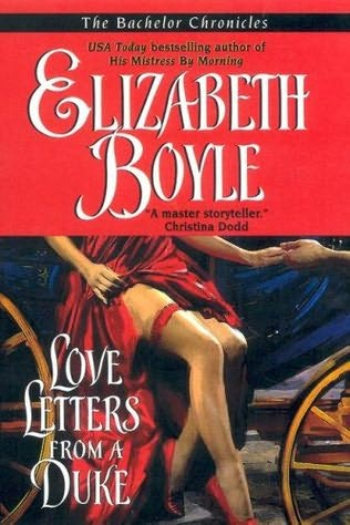 book cover of Love Letters From a Duke
