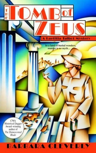 book cover of The Tomb of Zeus
