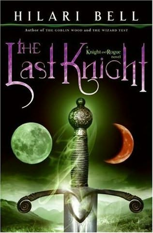 book cover of The Last Knight